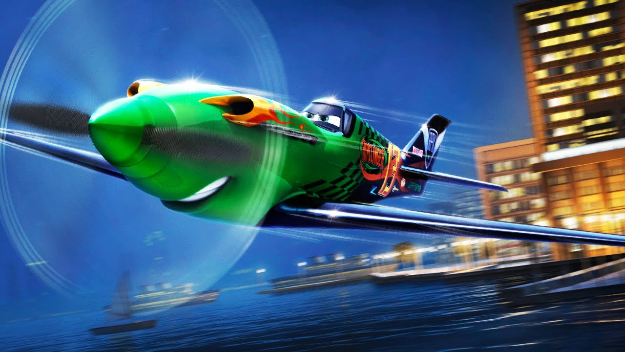 Disney's Planes with AirAsia