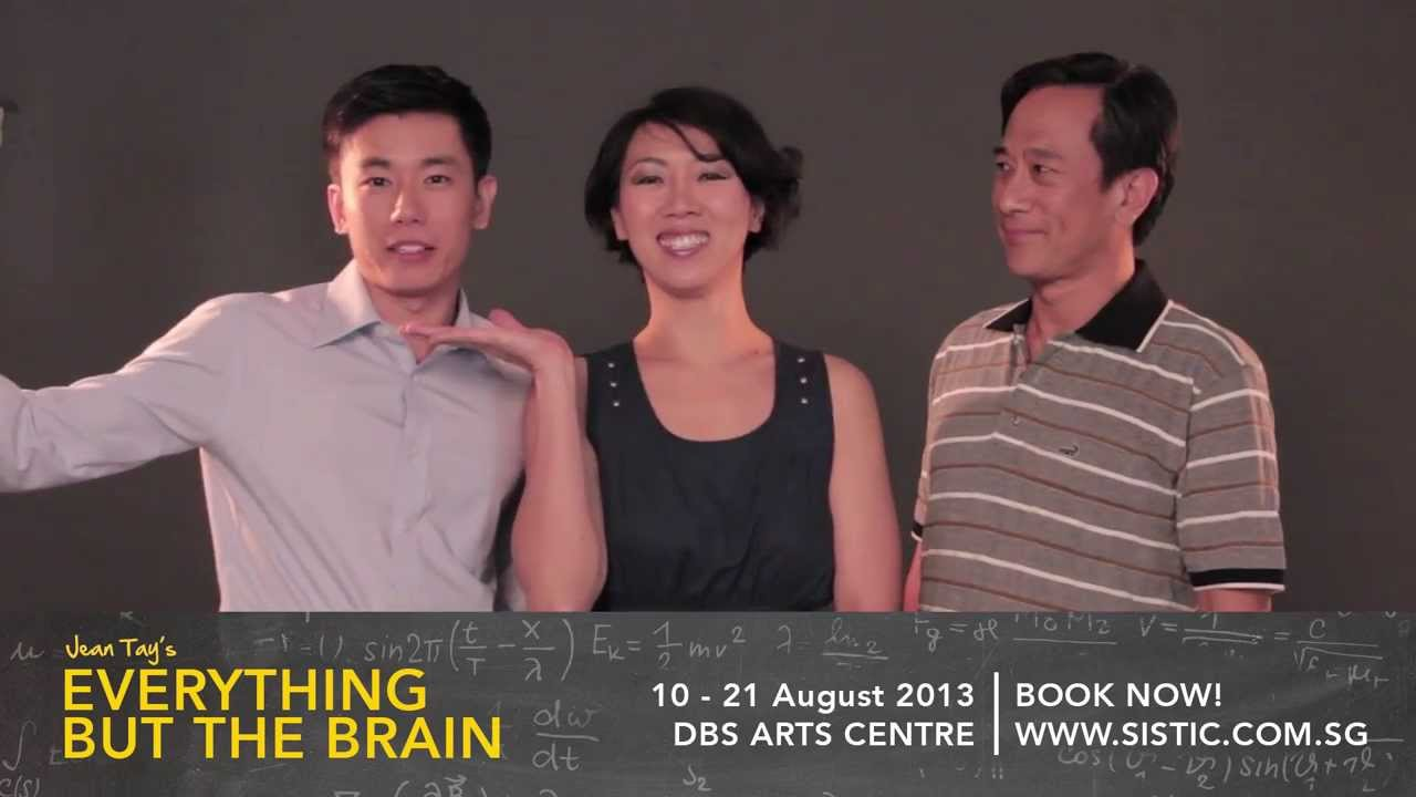 Everything But The Brain – a pair of tickets to giveaway!