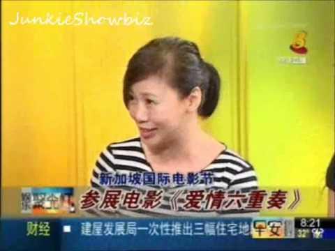 Film Premiere of ECHOING LOVE, Produced by Edmund Chen (陈之财)