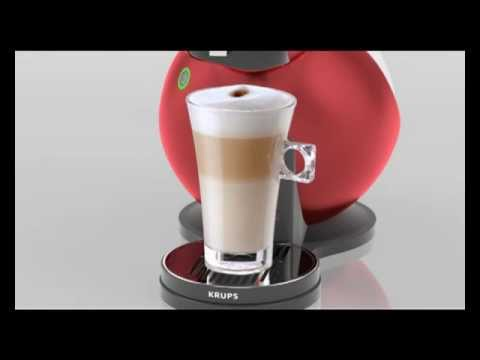Home-brewed goodness with NESCAFÉ Dolce Gusto