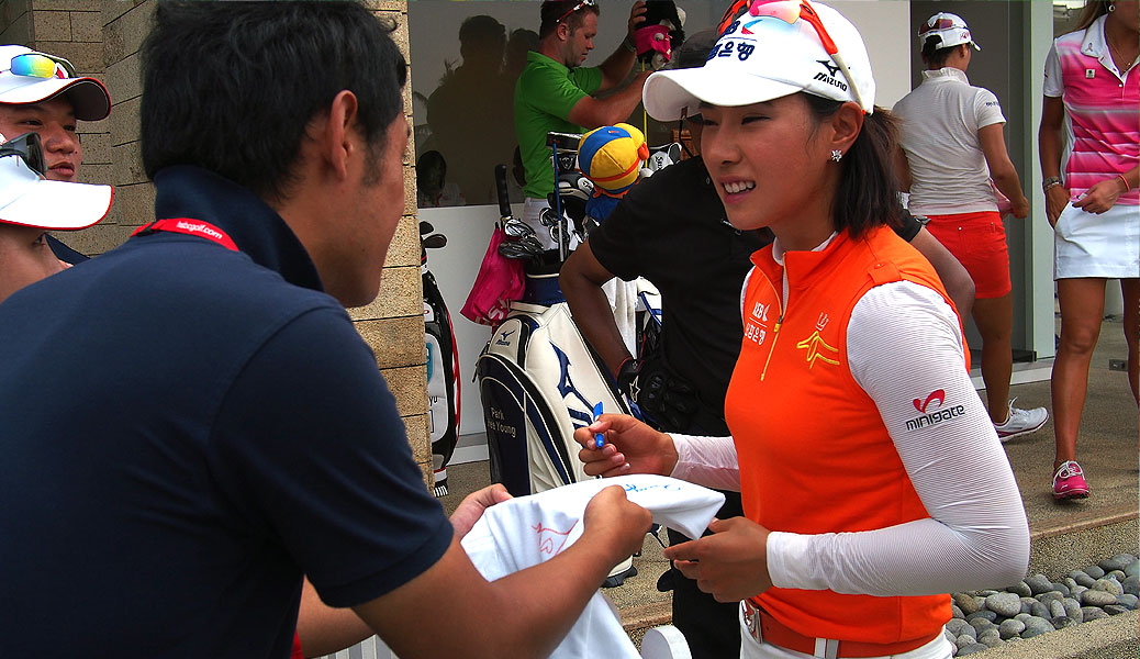 HSBC Women's Champions @ Sentosa Golf Club