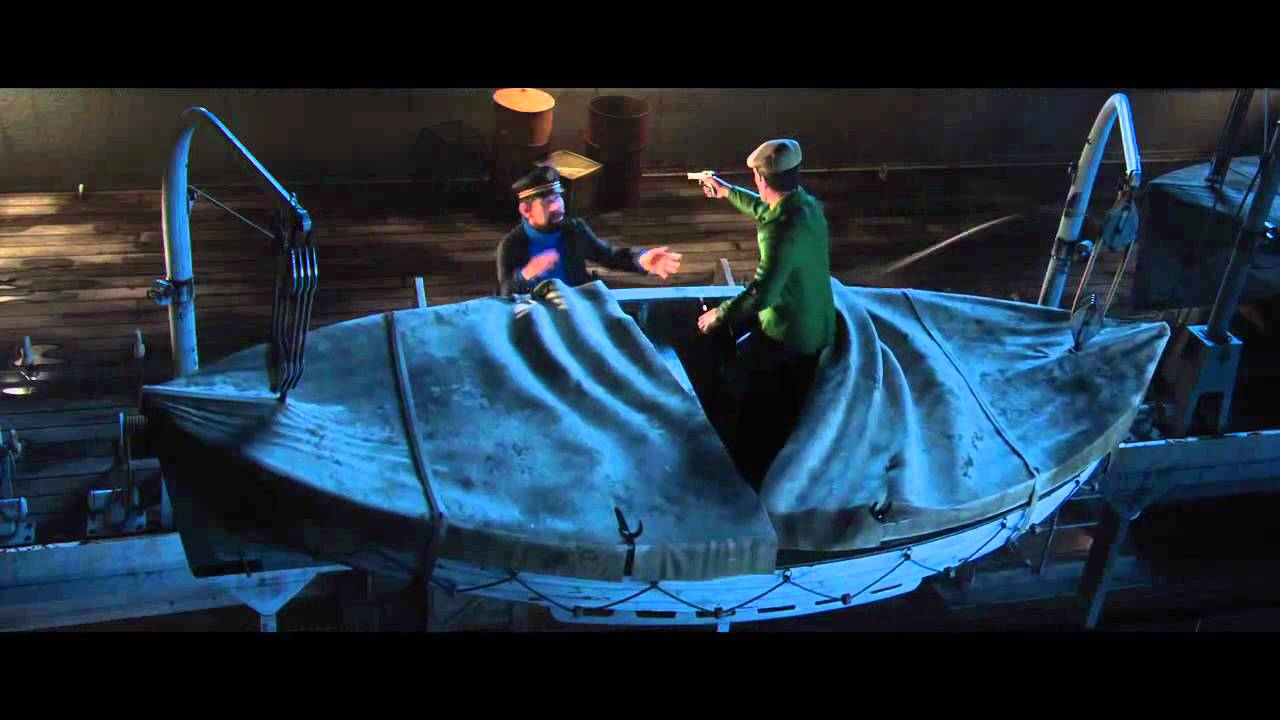 Movie Preview – The Adventures of Tintin: The Secret of the Unicorn