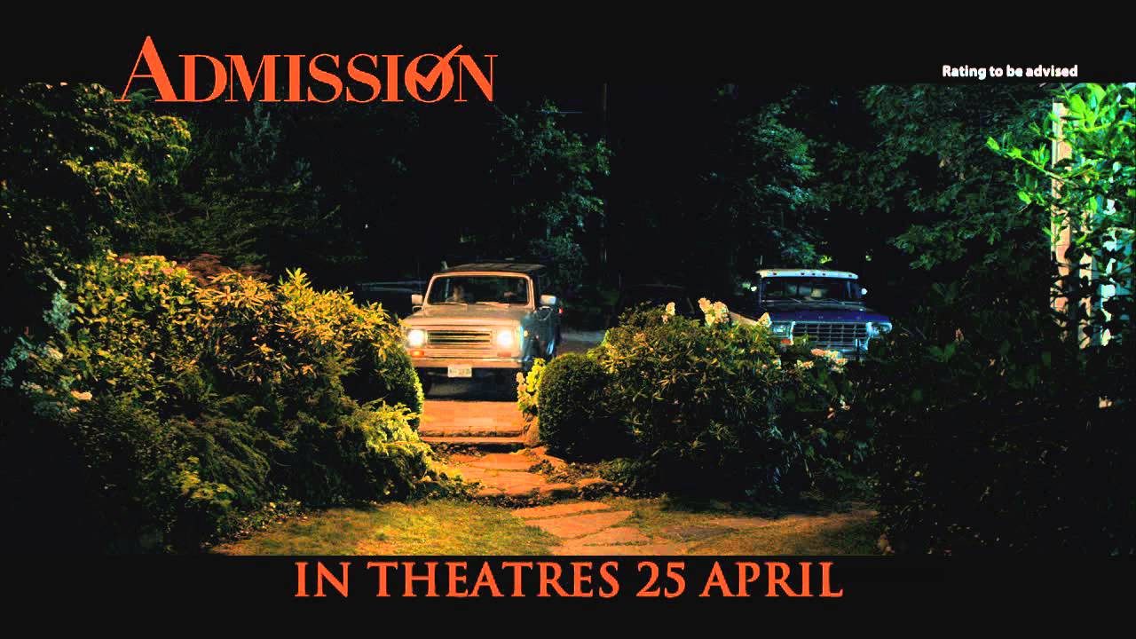 Movie Review – Admission (2013)