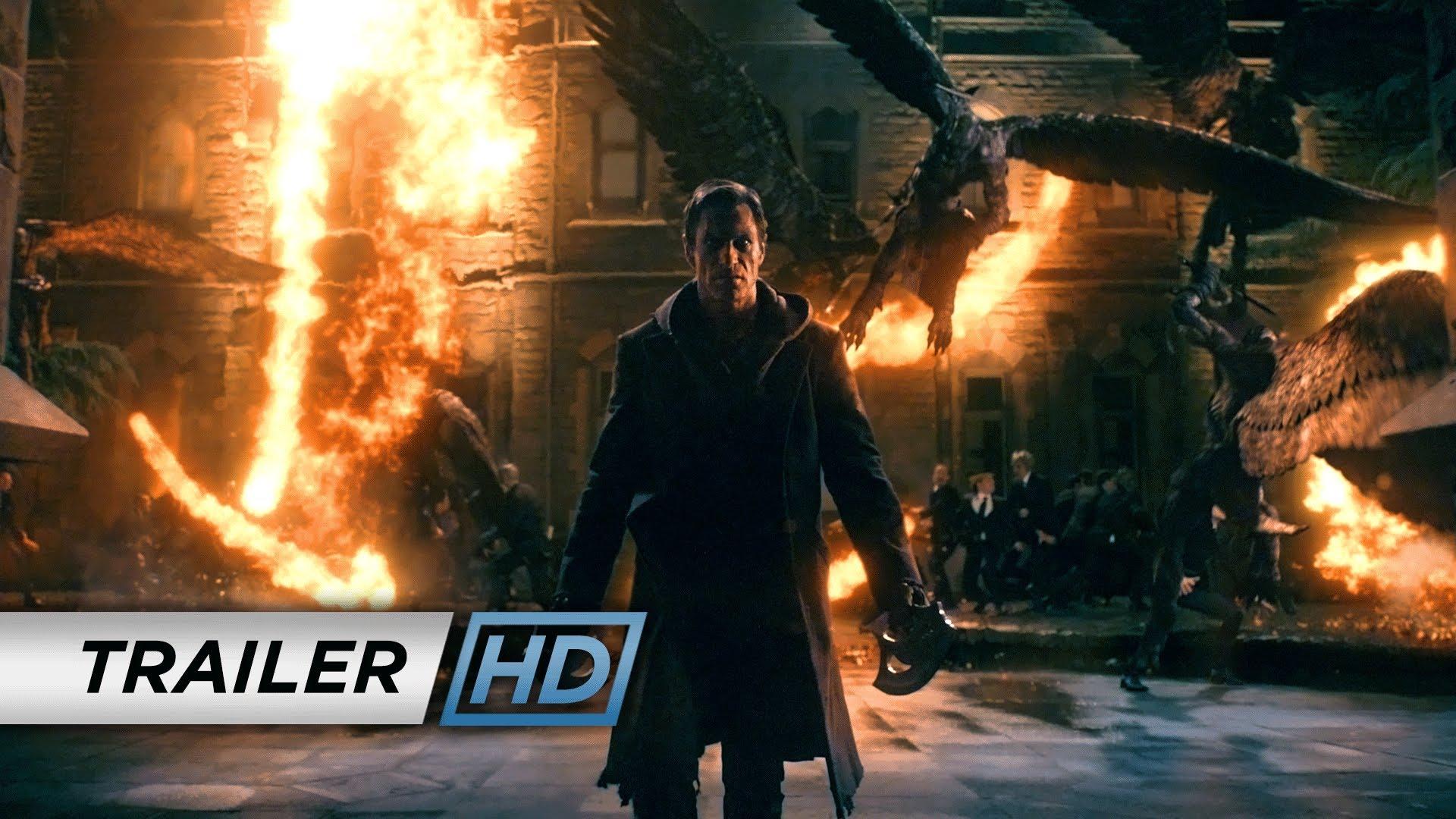 [Movie Review] I, FRANKENSTEIN 3D - Alvinology