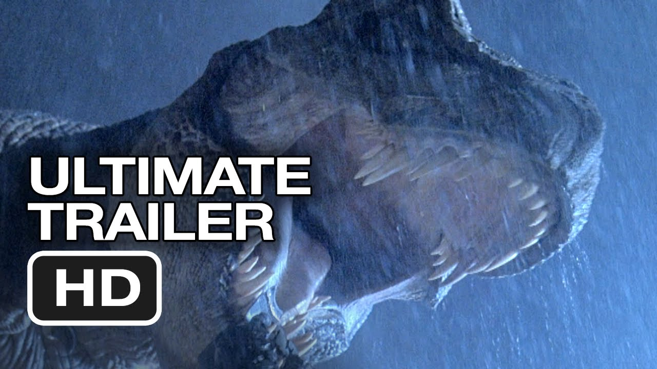 [Movie Review] Jurassic Park 3D