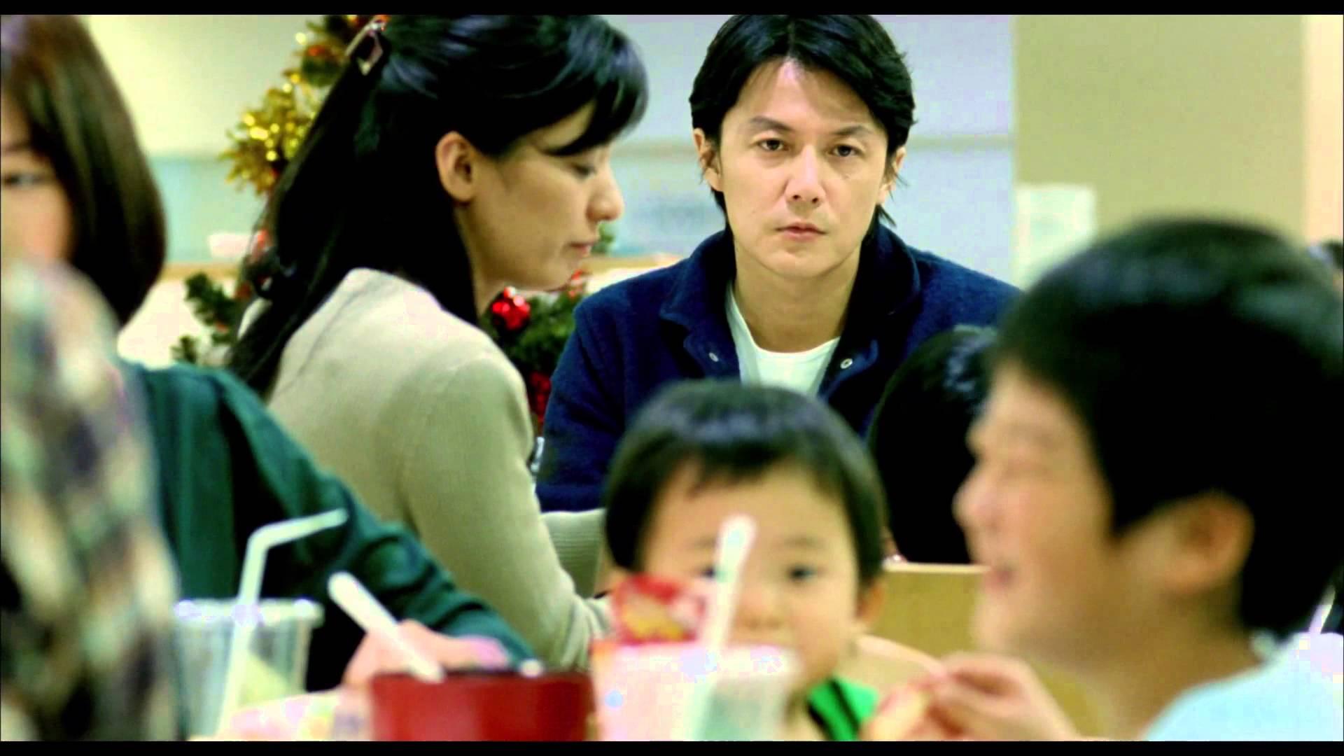 [Movie Review] Like Father, Like Son (そして父になる Soshite Chichi ni Naru)