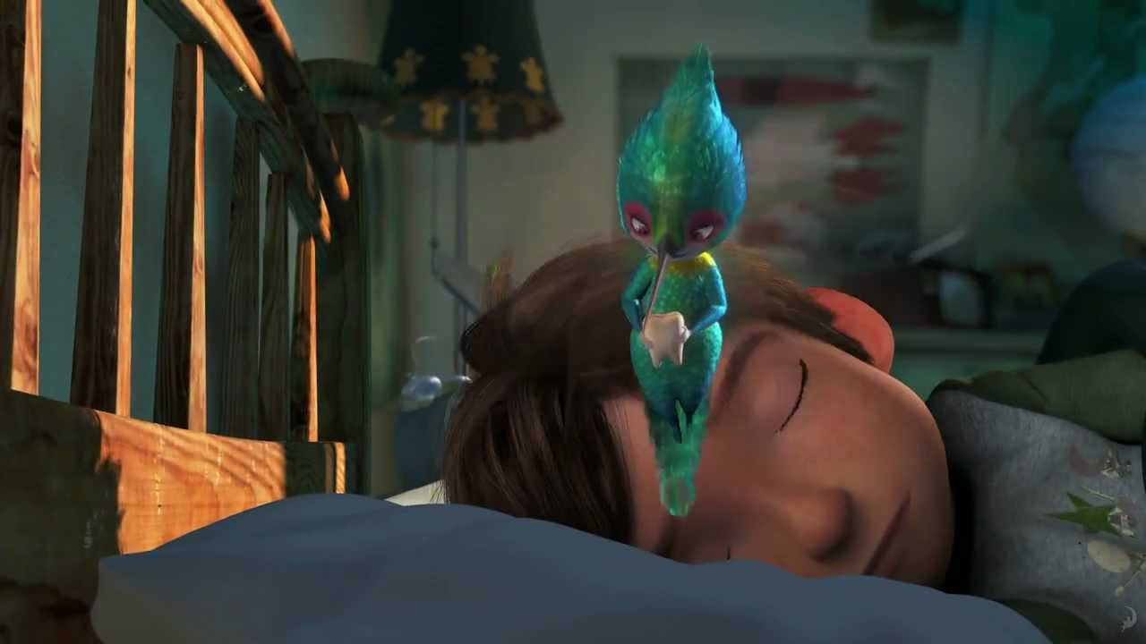 Movie Review: Rise of the Guardians (3D) - Alvinology