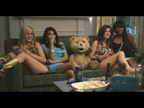 Movie Review: TED (M18) - Alvinology