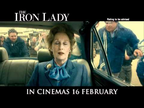 [Movie Review] The Iron Lady