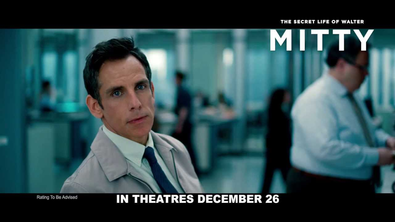 [Movie Review] The Secret Life of Walter Mitty (2012)