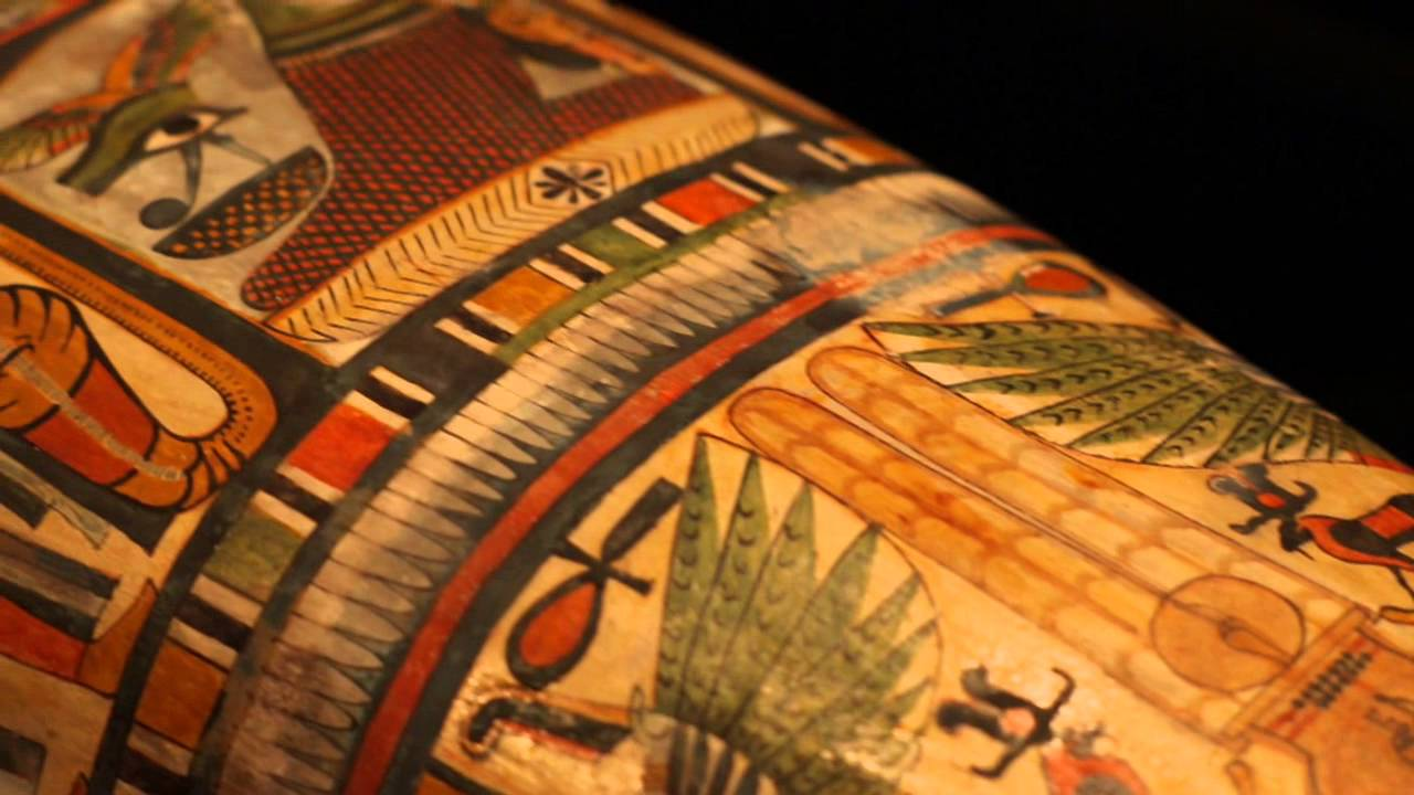 Mummy: Secrets of the Tomb @ ArtScience Museum, Marina Bay Sands