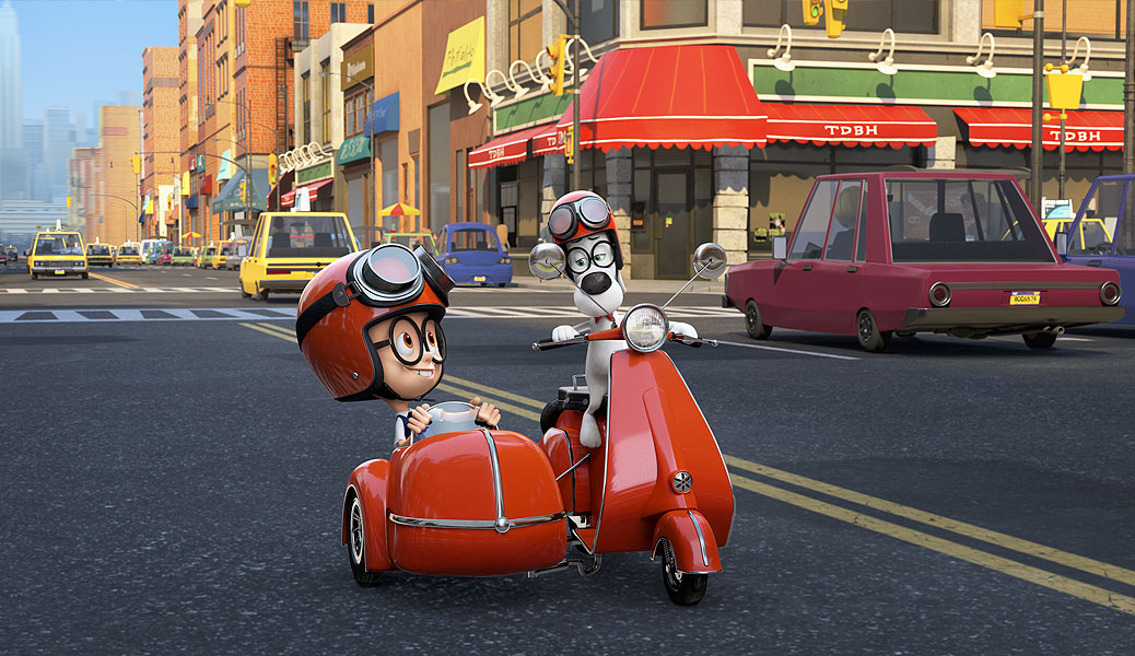 [Movie Review] Mr Peabody & Sherman (3D)