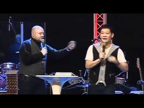 "Prosperity Theology – Tan Seow How on the importance of getting young people to ""GIVE"" from young"