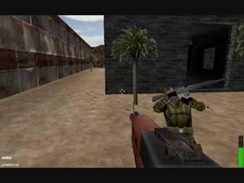 Quest4Bush – Al-Qaeda Video Game?