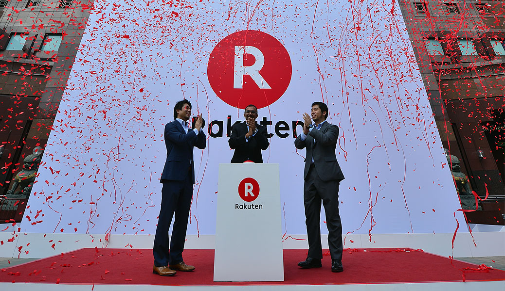 Japan's top online shopping mall Rakuten launches in Singapore