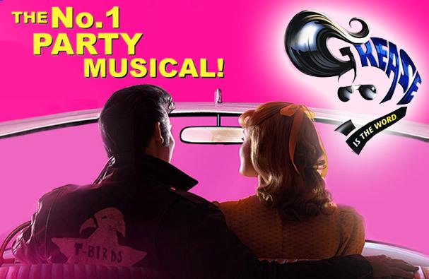 GREASE Musical Hits Marina Bay Sands MasterCard Theatres