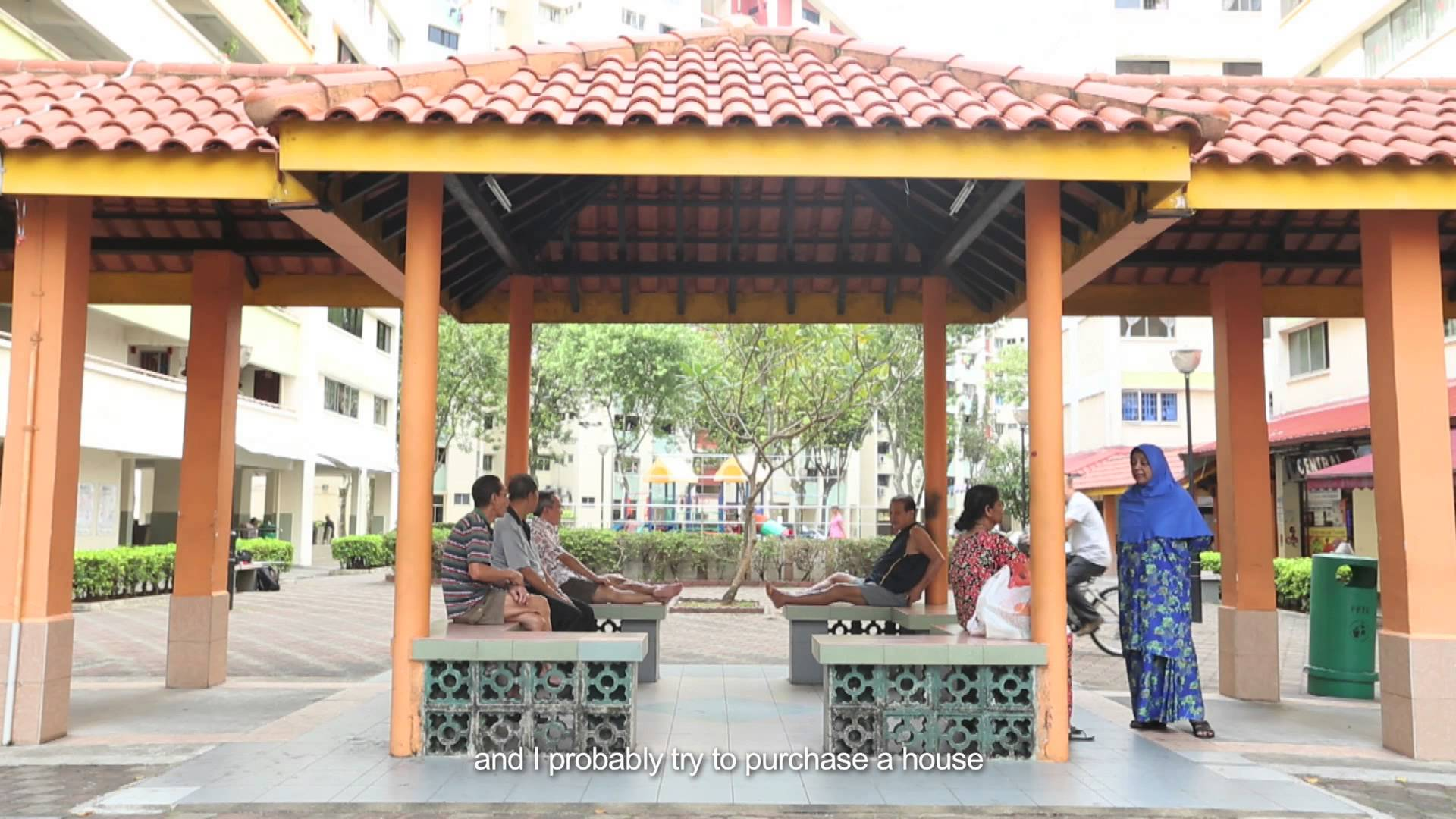 Multimedia Project on Potong Pasir - My Kind of Town - Alvinology