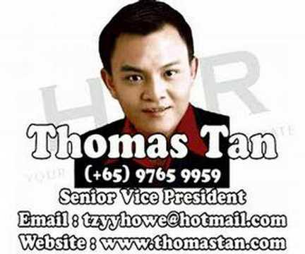Singapore Ah Beng Ah Lian Real Estate Agents - Alvinology