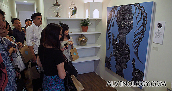 Buy or Rent Asian Contemporary Art Online from Art Loft - Alvinology