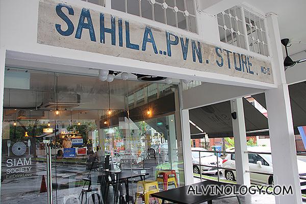 Siam Society @ Jalan Riang