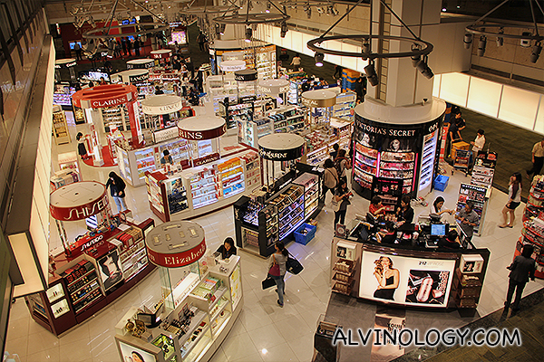A Day in Transit at Changi Airport - Alvinology