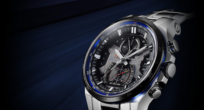 Casio Releases Limited Edition Edifice Metal Watch Designed In