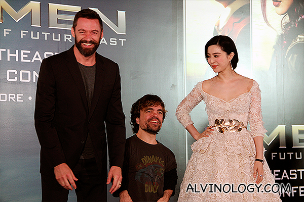 X-Men: Days of Future Past - Southeast Asia Press Conference - Alvinology