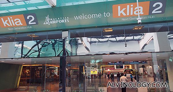 Navigating the new Kuala Lumpur International Airport 2 (KLIA2)