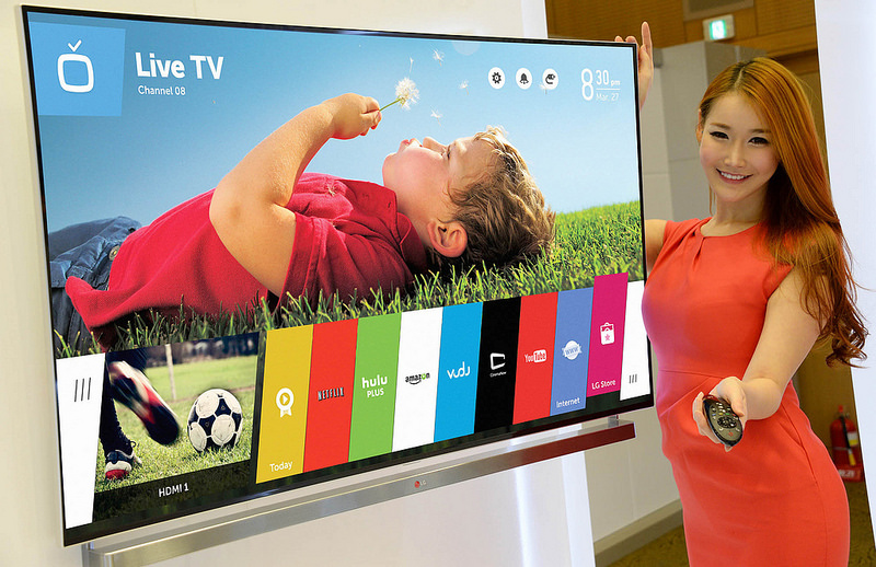 LG's 2014 TV Line-up