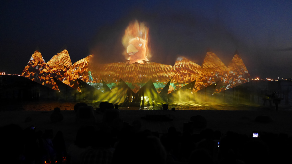 Wings of Time – Sentosa's new nighttime show is for everyone