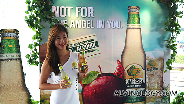 Summertime Cookout with Somersby at Crab in Da Bag - Alvinology