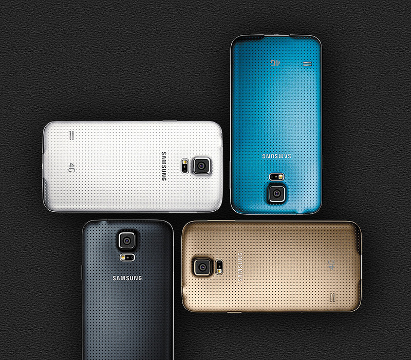 [Sponsored Post] Expect more with the new Samsung Galaxy S5 LTE - Alvinology