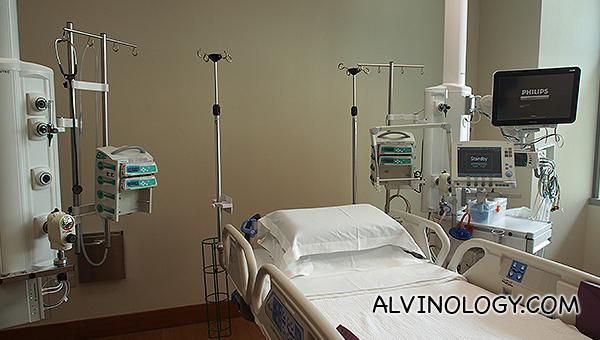Mount Elizabeth Novena Hospital Tour - Alvinology