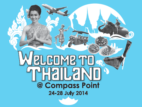Thailand comes to Compass Point