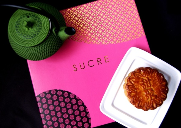 SUCRE 'Art Box' Mooncake Gift Set (Limited edition)