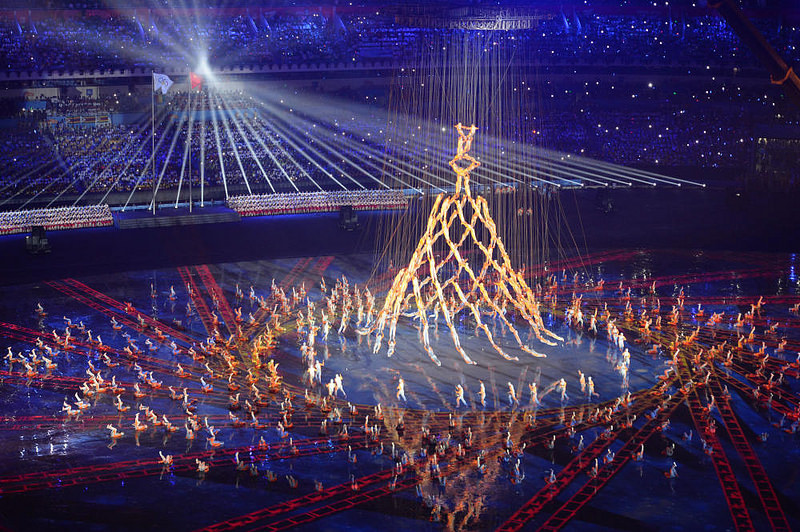 Second Summer Youth Olympic Games Officially Opened in Nanjing - Alvinology
