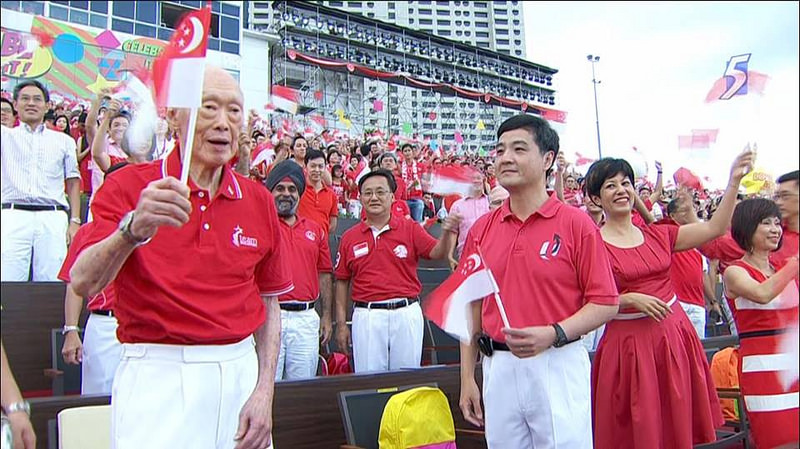 Why Singaporeans watch the National Day Parade - Alvinology