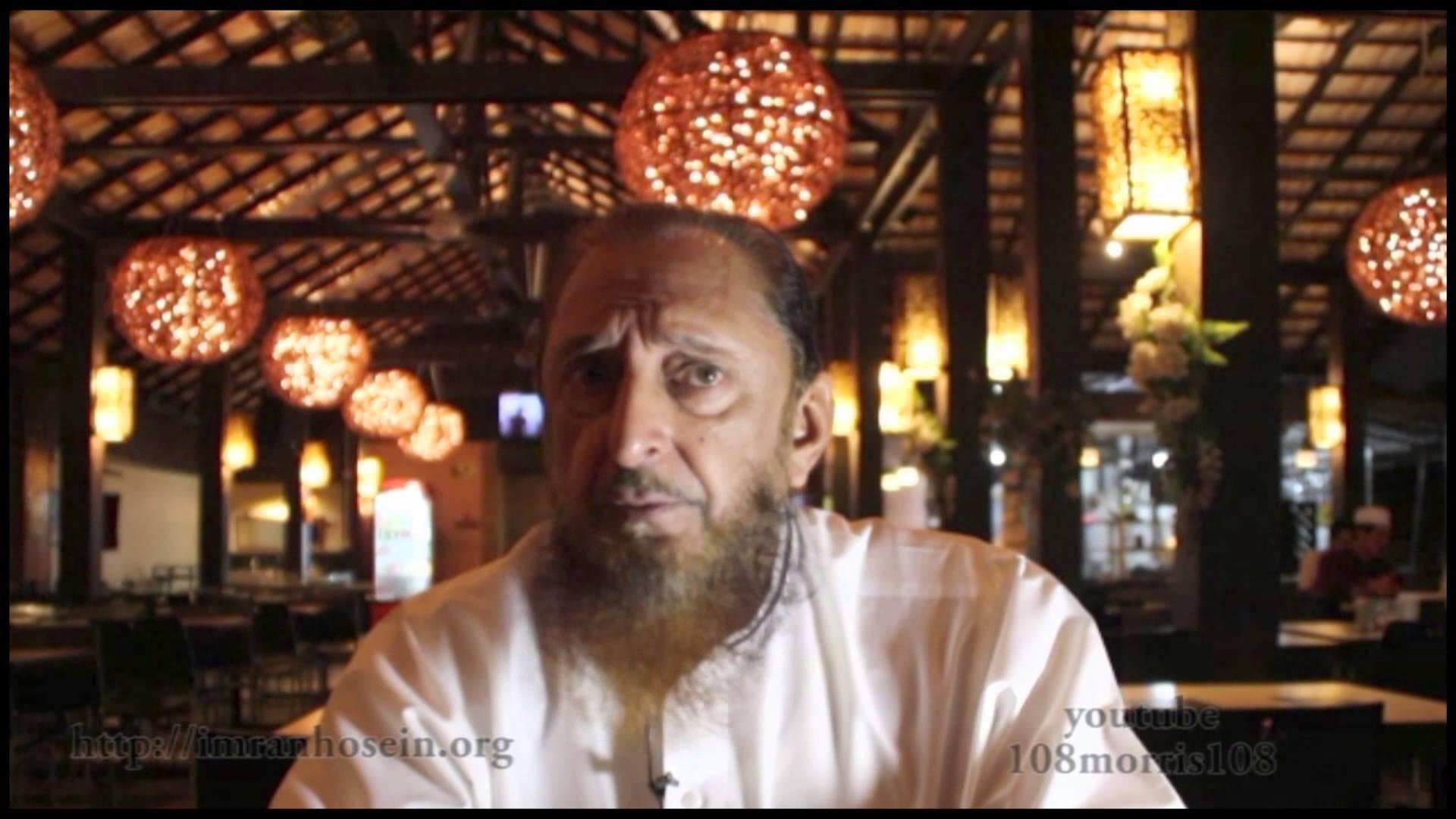 Sheikh Imran Nazar Hosein: Singapore is the Little Israel in Asia