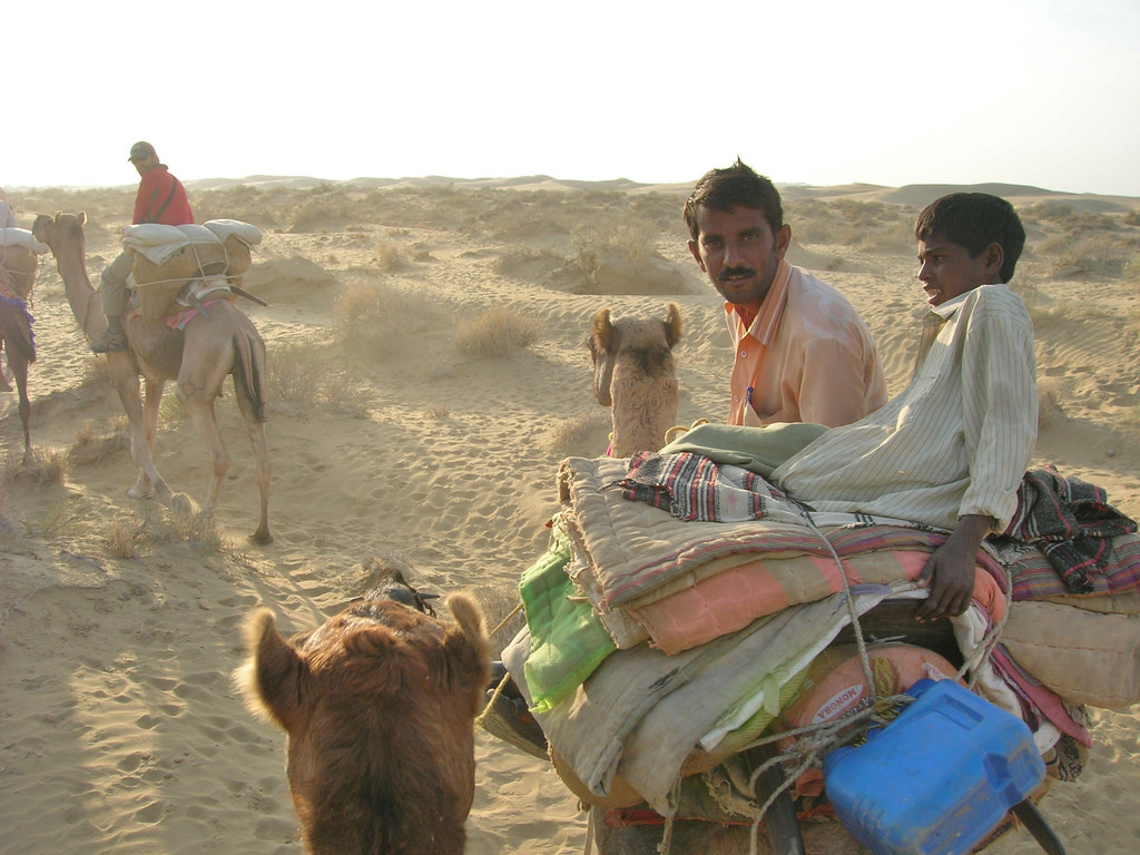 Jaisalmer - The golden mirage - Alvinology