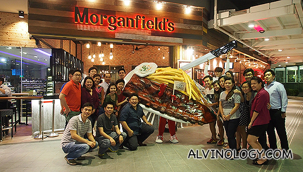 Morganfield's @ Suntec City