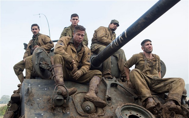 [Movie Review] Fury