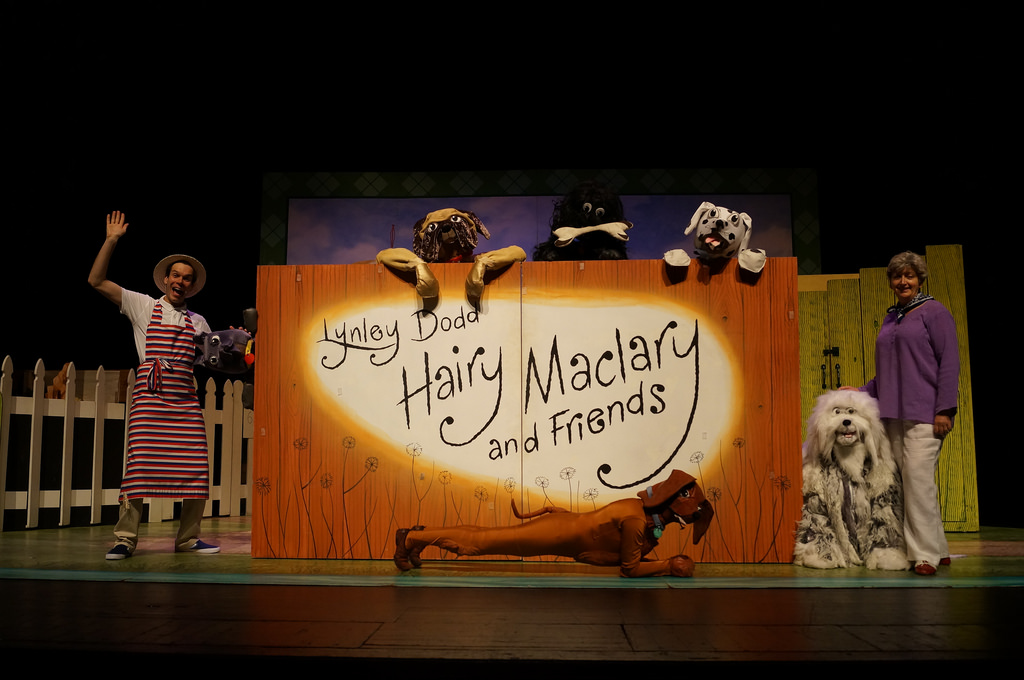HAIRY MACLARY AND FRIENDS – Tickets Giveaway