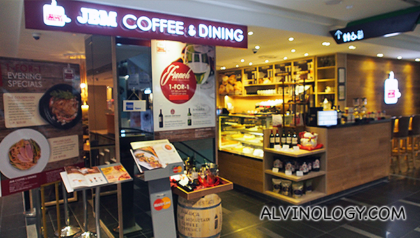 JBM Coffee & Dining @ Raffles Place