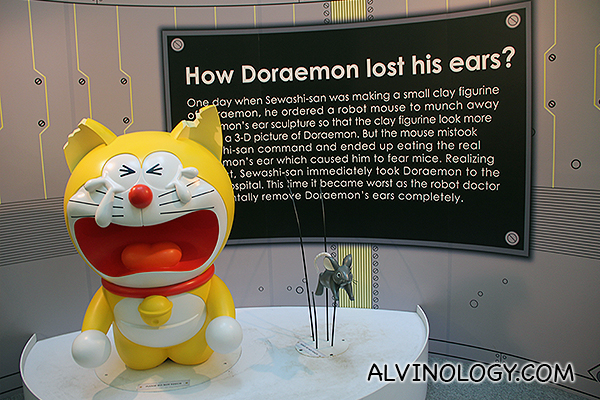 100 Doraemon Secret Gadget Expo @ Johor Bahru City Square