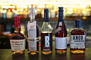 Taste the New Small Batch Bourbon Collection