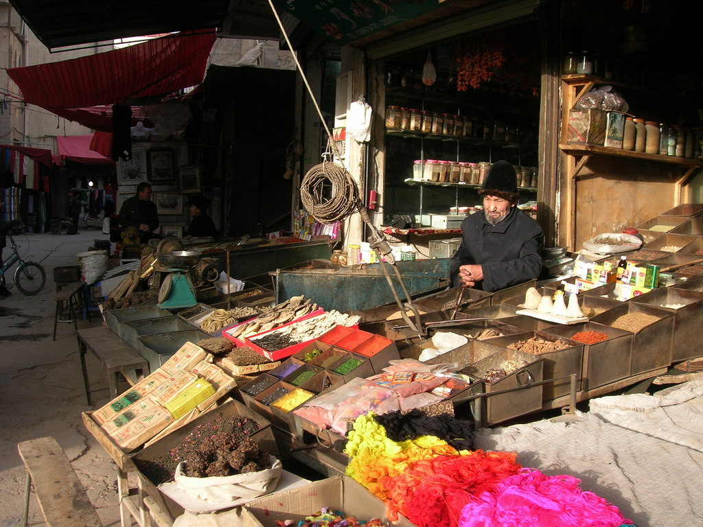 Kashgar - The other face of China - Alvinology