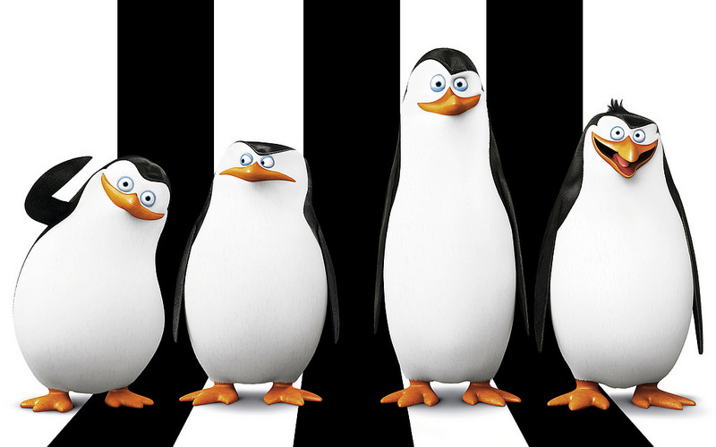 [Movie Review] DreamWorks' Penguins of Madagascar (3D)