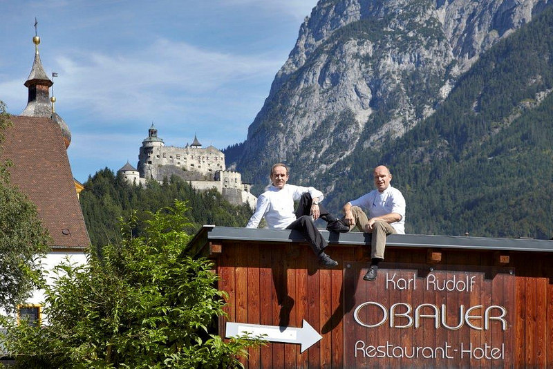 Dolce Vita Lunch by Two Michelin-starred Chefs Karl and Rudolf Obauer at Mandarin Oriental, Singapore
