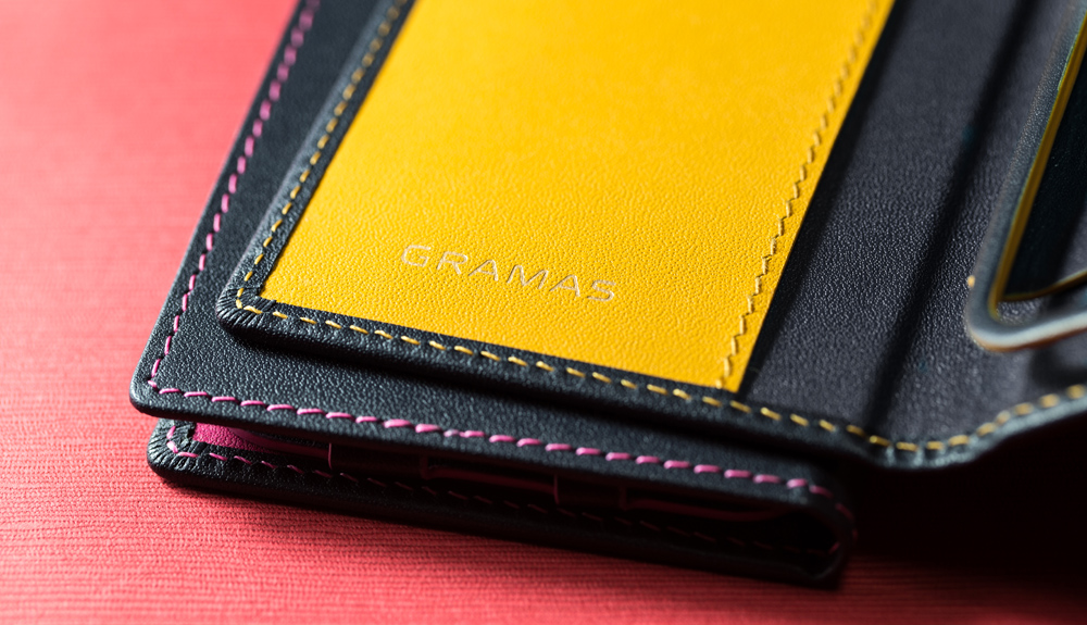 Luxury Phone Accessories Brand GRAMAS Launches for the First Time Outside of Japan