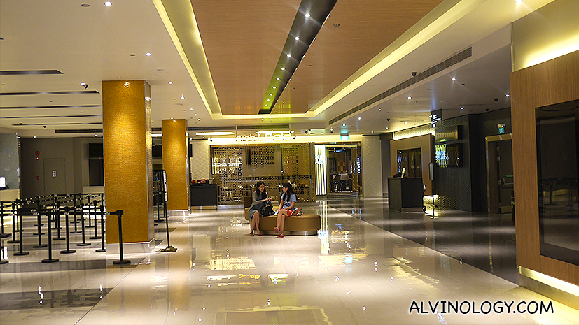 There's a brand new cinema in town – GV Suntec City!